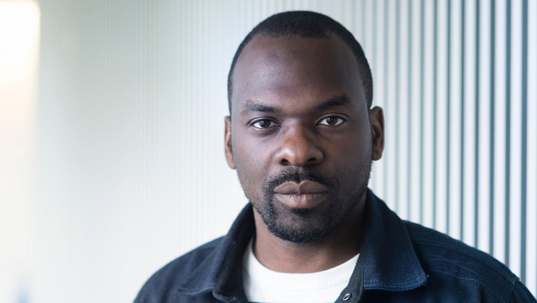 Screenwriter Ruddy-Williams Kabuiku, winner of Big Light's first 'Serial Eyes' apprenticeship