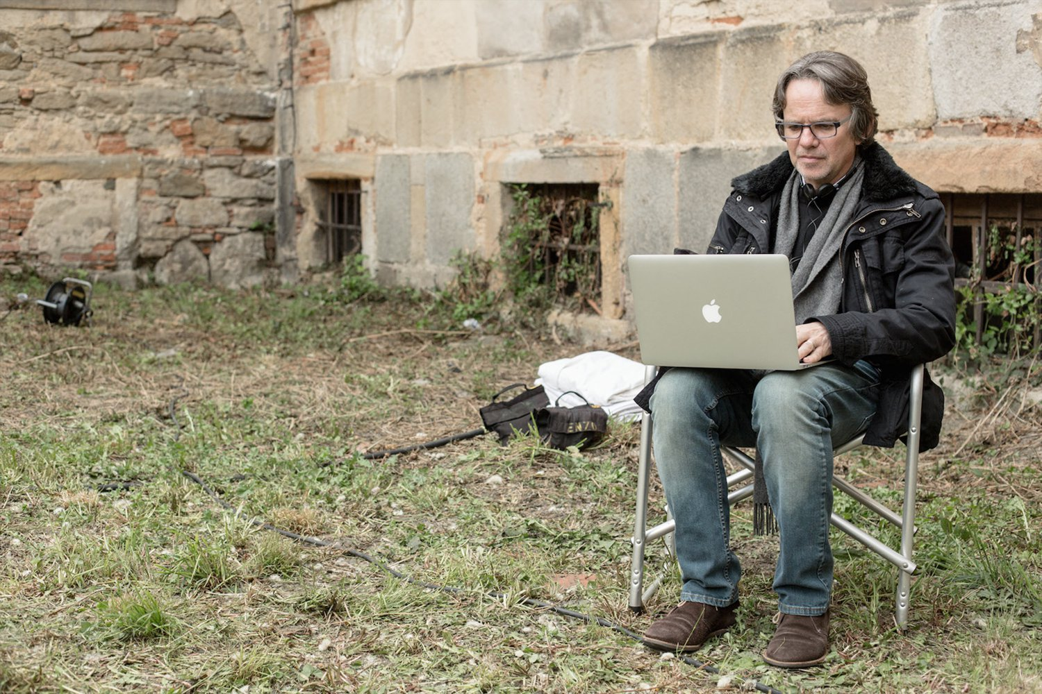 Big Light's Frank Spotnitz