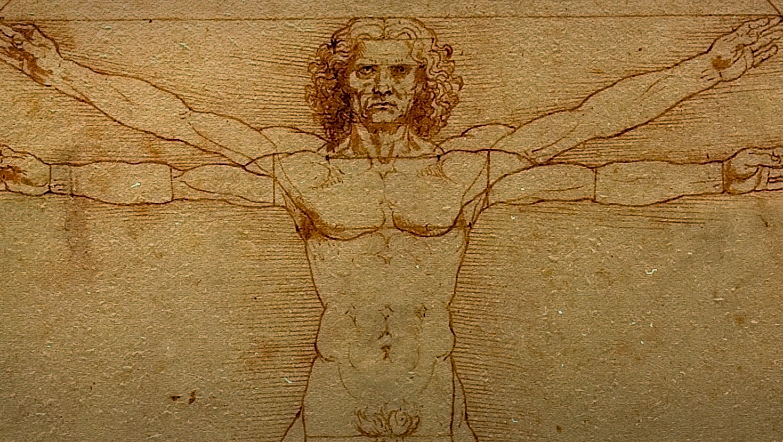Da Vinci's Vitruvian